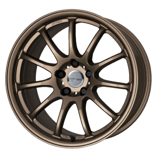 WORK EMOTION 11R 9,5x18 5x114,3 ET30 MATT TITAN BRONZE
