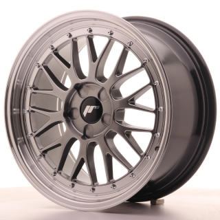 JR23 8,5x18 5x108 ET25-45 HYPER BLACK