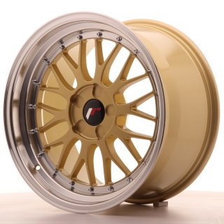 JR23 9,5x18 5H BLANK ET40-42 GOLD