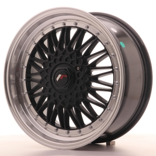 JR9 8x18 5x108 ET35-40 BLACK