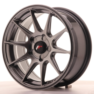JR11 7x16 5x112 ET30 DARK HYPER BLACK