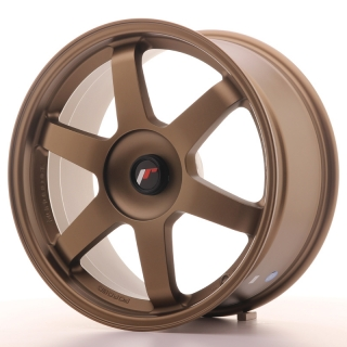 JR3 8,5x18 5x100 ET25-42 DARK ANODIZE BRONZE