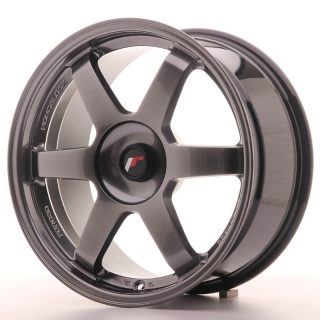 JR3 8,5x18 5x100 ET25-42 HYPER BLACK