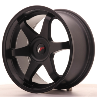 JR3 9x18 5x108 ET35-40 MATT BLACK
