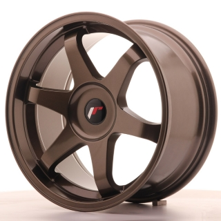 JR3 9x18 5x108 ET35-40 MATT BRONZE