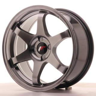 JR3 8x17 4H BLANK ET35 DARK HYPER BLACK