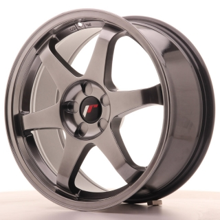 JR3 8x18 5H BLANK ET35-40 DARK HYPER BLACK