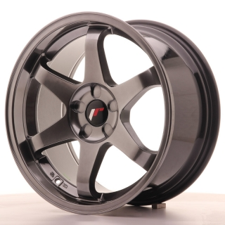JR3 9x18 BLANK ET35-40 DARK HYPER BLACK