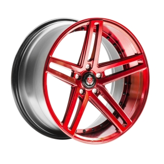 AXE EX20 10x20 5x118 ET42 CANDY RED
