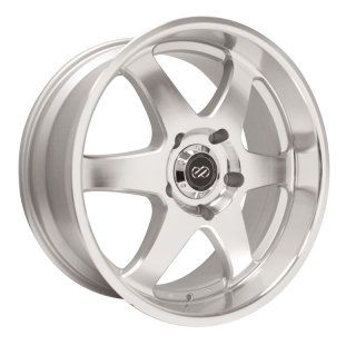 ENKEI ST6 9,5x20 6x135 ET30 SILVER MACHINED