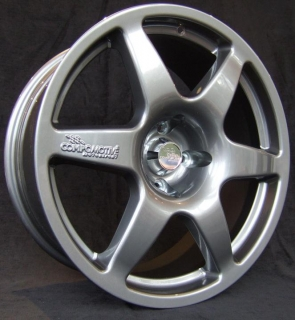 COMPOMOTIVE MO6 8x18 4x108 ET15 GREY