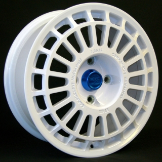 COMPOMOTIVE TH2 8x17 4x100 ET35 WHITE