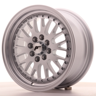 JR10 7x15 4x100/108 ET30 FULL SILVER