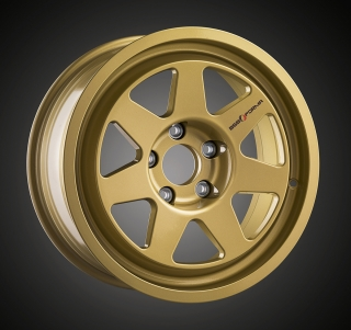BS8 FORMA 8x17 5x120 ET12 GOLD