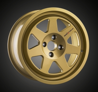 BS8 FORMA 8x17 4x108 ET28 GOLD