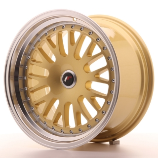 JR10 9x17 4x108 ET25-30 GOLD