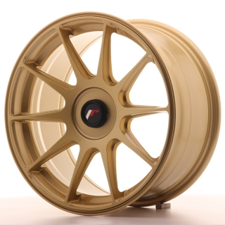 JR11 8,25x17 BLANK ET35 GOLD