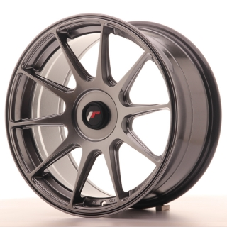 JR11 8,25x17 5x110 ET35 HYPER BLACK