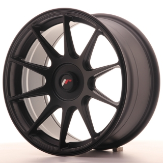 JR11 8,25x17 5x114,3 ET35 MATT BLACK