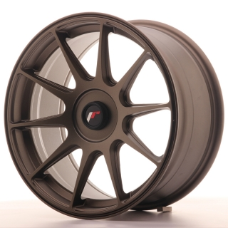 JR11 8,25x17 BLANK ET35 MATT BRONZE