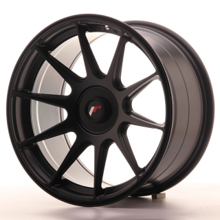 JR11 9x17 4x108 ET25-35 MATT BLACK