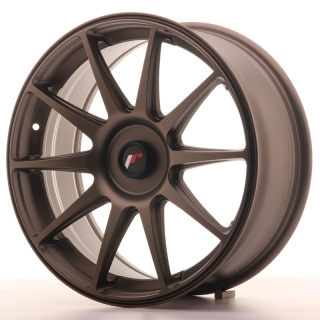 JR11 7,5x18 BLANK ET35-40 DARK BRONZE