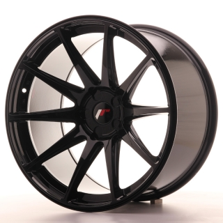JR11 11x20 5x110 ET20-30 GLOSS BLACK