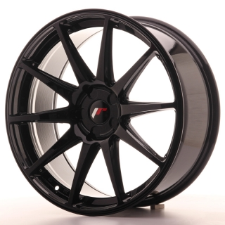 JR11 8,5x20 5x114,3 ET20-35 GLOSS BLACK