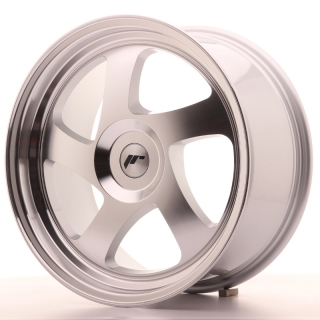 JR15 8,5x18 4x100 ET20-40 SILVER MACHINED