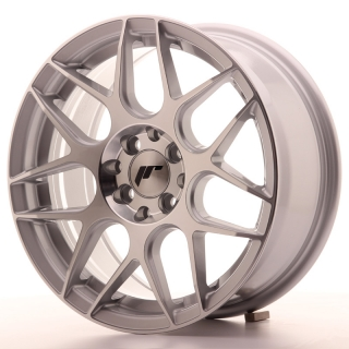 JR18 7x16 4x100/108 ET25 SILVER MACHINED