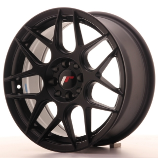 JR18 7x16 4x100/114,3 ET35 MATT BLACK