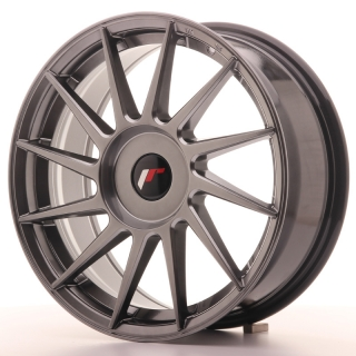 JR22 7x17 4x108 ET35-40 HYPER BLACK