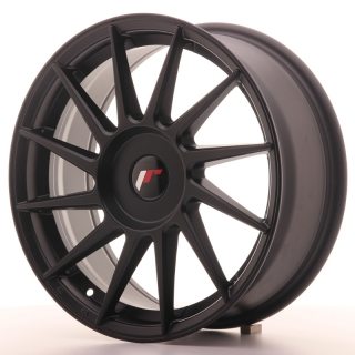 JR22 7x17 4x108 ET35-40 MATT BLACK