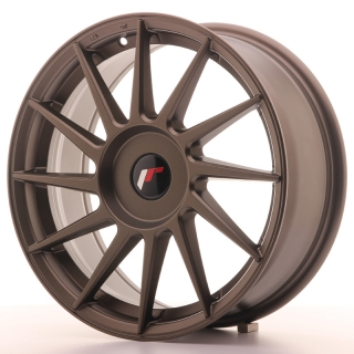 JR22 7x17 5x108 ET35-40 MATT BRONZE