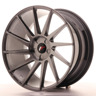 JR22 11x20 5x108 ET20-40 HYPER BLACK