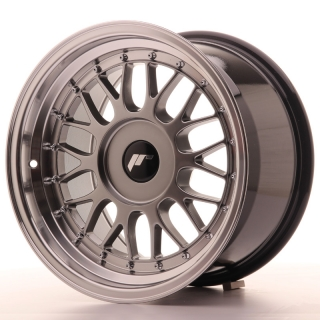 JR23 9x16 5x108 ET20-35 HYPER BLACK