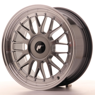 JR23 8x17 4x100 ET20-45 HYPER BLACK