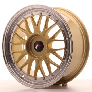 JR23 8x18 5x108 ET30-45 GOLD