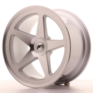 JR24 9,5x18 5x120 ET40-45 SILVER MACHINED