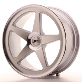 JR24 8,5x19 5x120 ET20-40 SILVER MACHINED