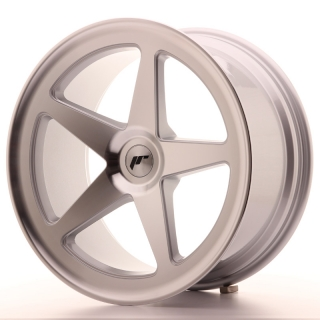 JR24 9,5x19 5x108 ET35-40 SILVER MACHINED