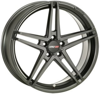 MOTEC XTREME 8,5x19 5x120 ET35 MATT BLACK