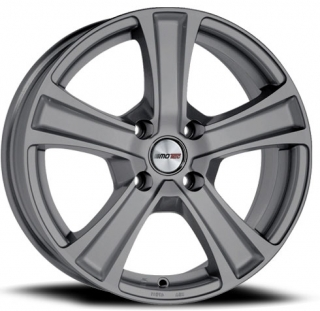MOTEC COOL 6,5x16 5x100 ET38 MATT GUNMETAL