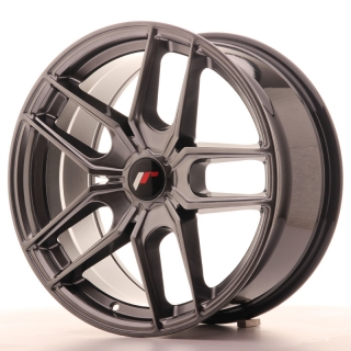 JR25 8,5x18 5x114,3 ET20-40 HYPER BLACK