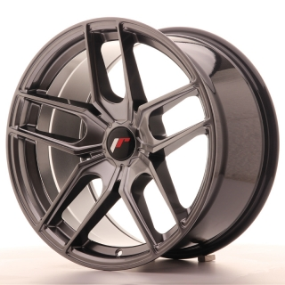 JR25 9,5x18 5x108 ET20-40 HYPER BLACK
