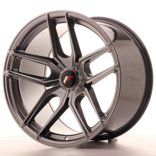 JR25 11x19 5x118 ET20-40 HYPER BLACK