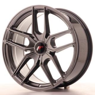 JR25 8,5x19 5x118 ET20-40 HYPER BLACK