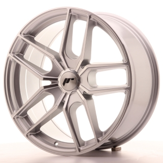 JR25 8,5x19 5x115 ET20-40 SILVER MACHINED