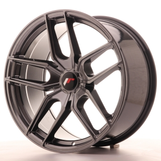 JR25 9,5x19 5x118 ET20-40 HYPER BLACK