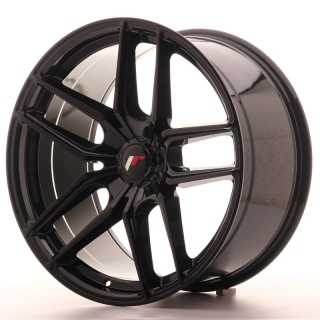 JR25 10x20 5x108 ET20-40 GLOSS BLACK
